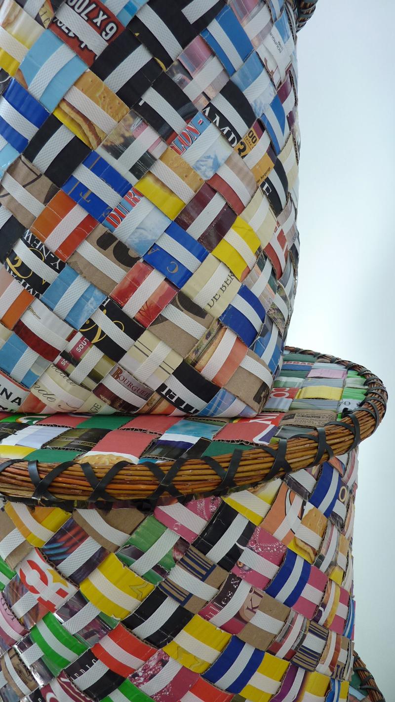 2011 Stack. Detail